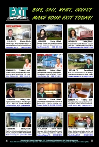 EXIT Realty June 2012 Hawaii Featured Oahu Homes For Sale
