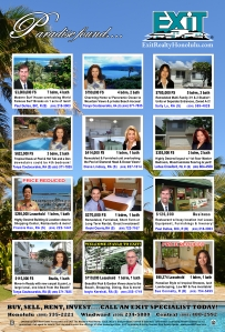 EXIT Realty May 2013 Hawaii Featured Oahu Homes For Sale