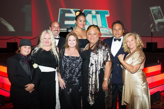 EXIT Ohana at the 2014 EXIT Realty Corp International Gala