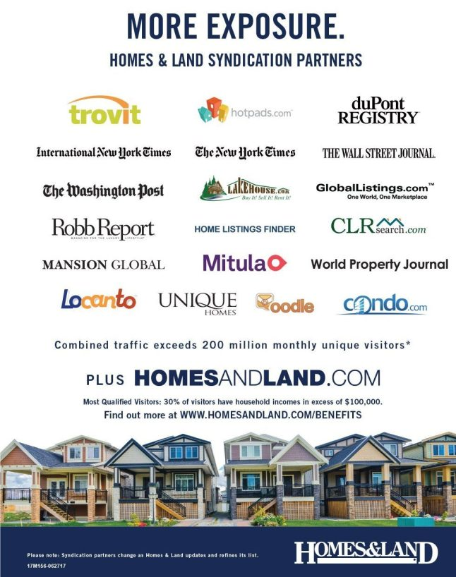 Homes and Land Syndication